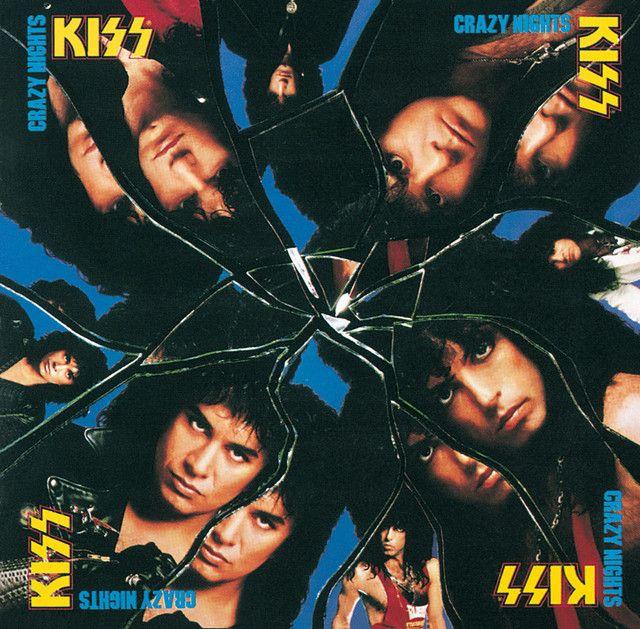 KISS-Crazy Nights (1987)