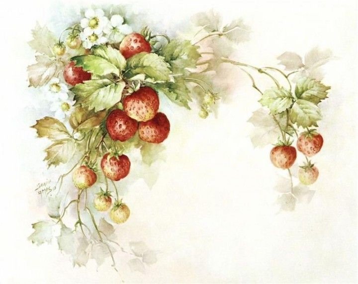 Pintura sobre porcelana (+1) - (1) - Tarjeta de Decoupage | DIY!