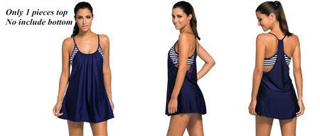 Available in Large Sizes hot sale women Stripes swimwear push up Tankini Top maillot de bain bathing suit swimsuit plus size shorts bikinis 41990