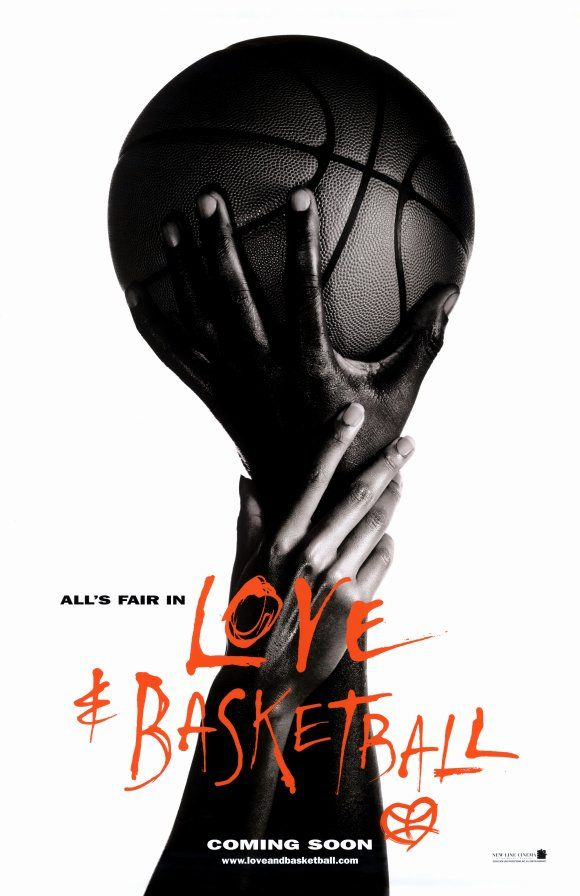 love and basketball | love and basketball movie poster Interior Design Decoration