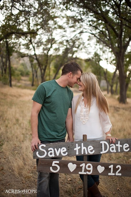 cute- save the date