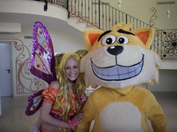 La Winx e il Gattobaleno di Rainbow Magicland!