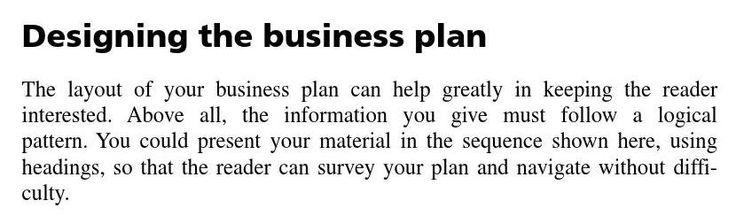#ClippedOnIssuu from How to prepare a business plan