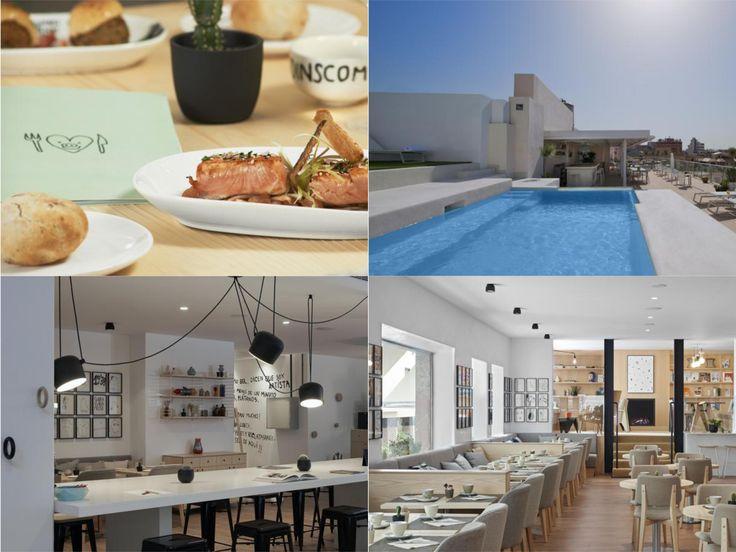 Als je een bezoek brengt aan Palma de Mallorca weten wij nog een leuk  verblijf voor je! Gelegen in het centrum van de oude stad. Een design hotel met prachtig dakterras en zwembad. Innside Palma Center hotel