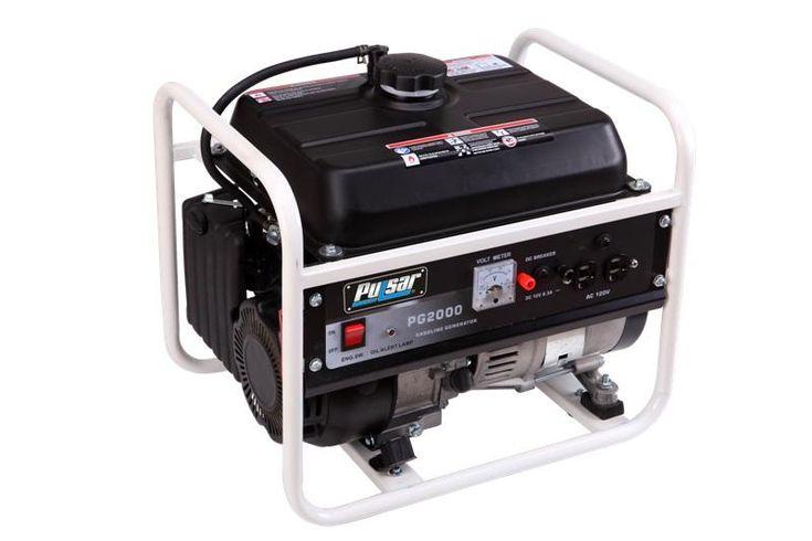 Pulsar PG2000 Portable Power Generator, 2000 Watt