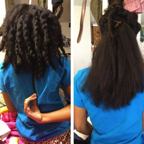 Hydratherma Naturals On C Hair