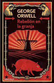 George Orwell. Rebelión en la granja