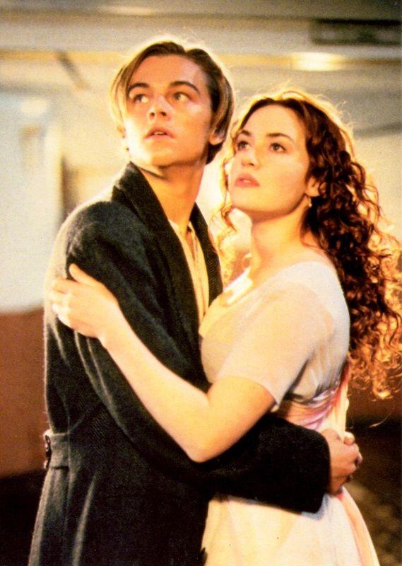 Роза и Джек. Титаник