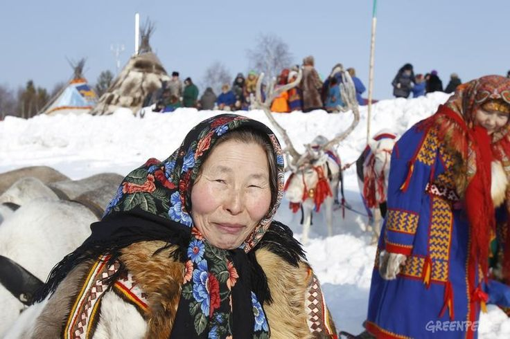 Defend the rights of Indigenous Peoples of Russia | Greenpeace International