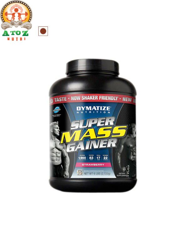 Organic weight gainer