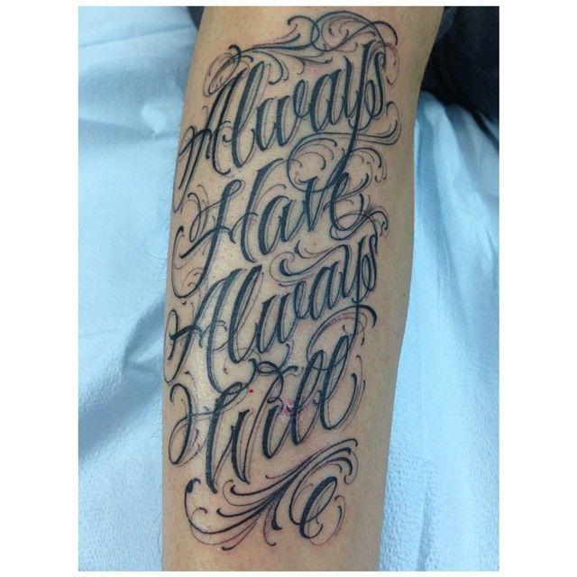 by BJ Betts | Tattoo Lettering | Pinterest | 640 x 640 jpeg 58kB
