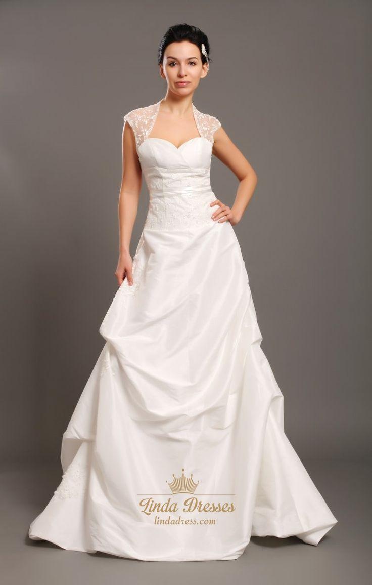 241 best Wedding Dresses images on Pinterest | Wedding dressses ...