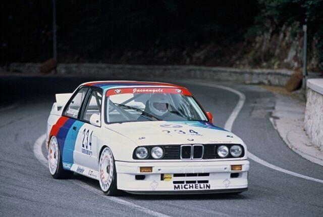 Rally style - e 30