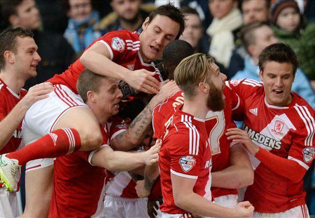 Manchester City 0-2 Middlesbrough: Bamford & Kike seal famous Boro win