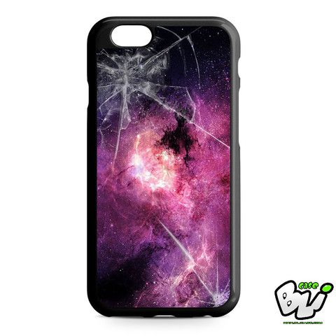Galaxy Broken iPhone 6 Case | iPhone 6S Case