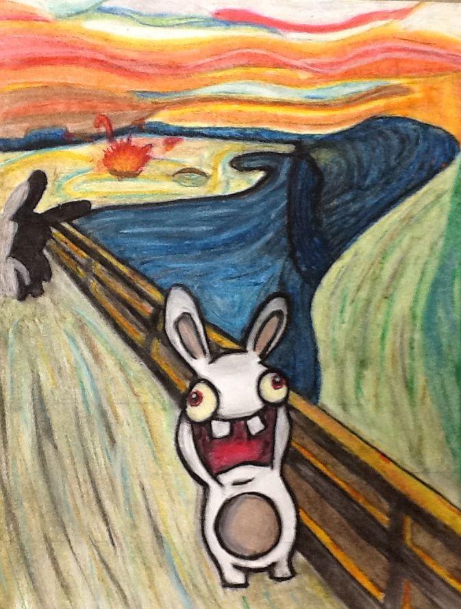 art parody woodrow wilson art scream art art scream