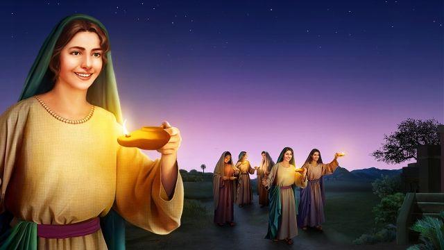 Perbedaan Antara Gadis Bijaksana Dan Gadis Bodoh Di 2021 Tuhan Lirik Lagu Kristen