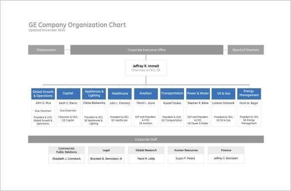 Organizational Chart Template 6 Flow Chart Template Organization Chart Business Organizational Structure