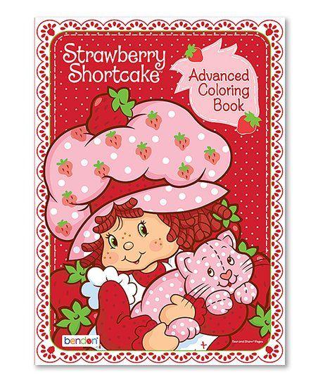 Bendon Publishing International, Inc. Strawberry Shortcake Advanced ...