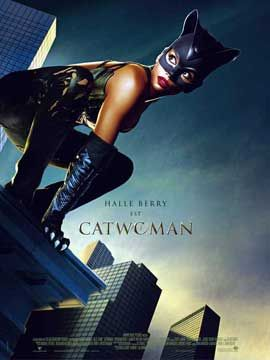 Catwoman Movie Posters From Movie Poster Shop