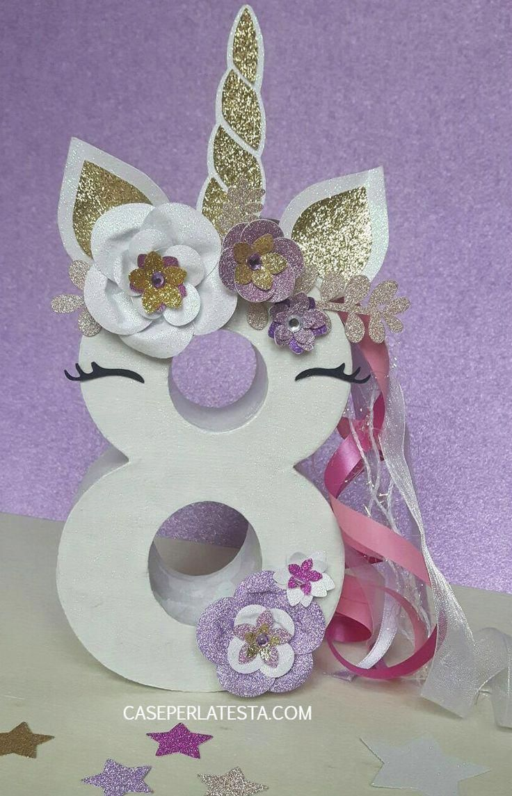 Fiesta de unicornio: número – Caseperlatesta #unicorncake – pastel de unicornio – #C …   – Pastel de Tortilla
