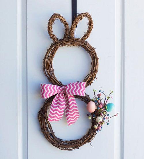 bunny-grapevine-wreath-easter-wreath-ideas