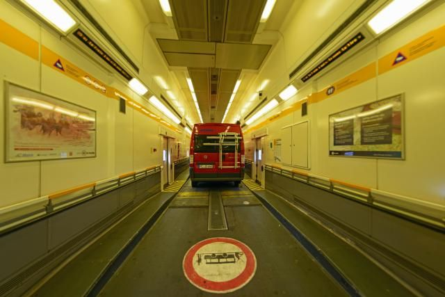 Drive between Europe and the UK in your own car. Find out how easy it is to use the Eurotunnel shuttle through the Channel Tunnel.