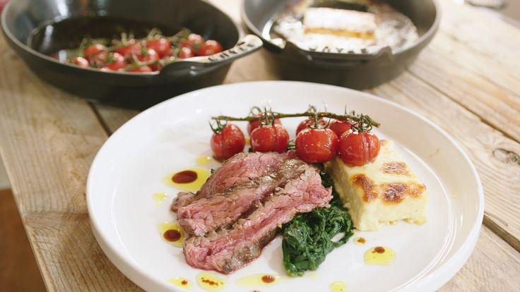Bavette met gnocchi a la Romana | Dagelijkse kost