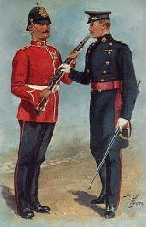 The Duke of Wellington's Regiment by Harry Payne - British Army during the Victorian Era - Wikipedia, the free encyclopedia