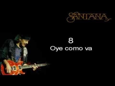 Top 10 Carlos Santana Songs