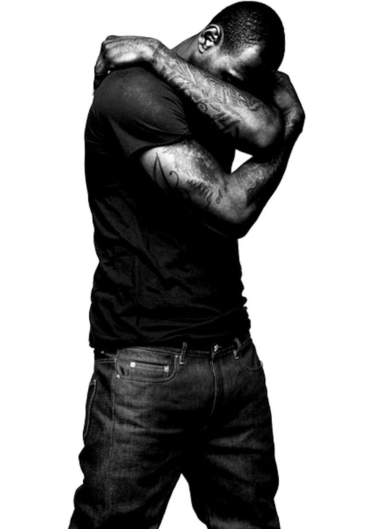 Ravageurs have tattoos. | LeBron James