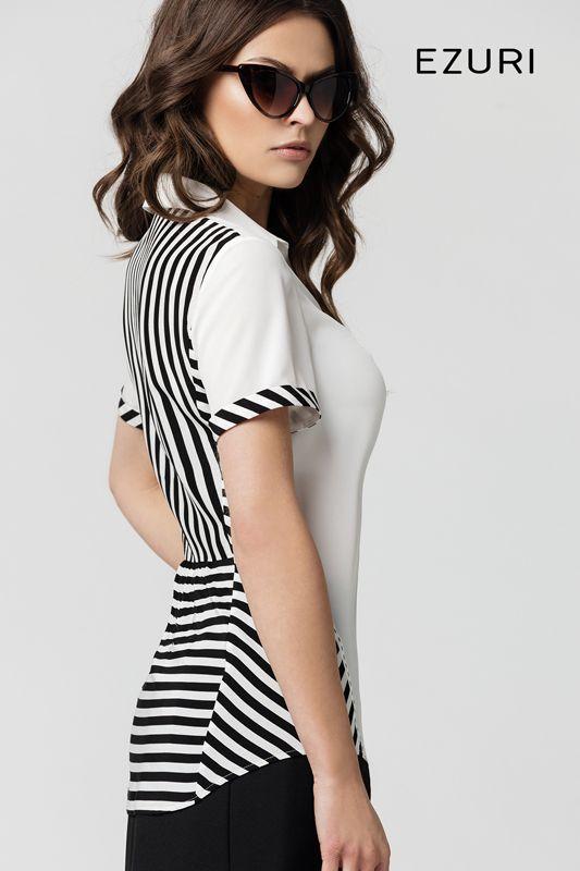 #EzuriPL #moda #fashion #glamour #beauty #women #kobieta #outfit #chic #style #blouse