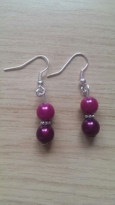 Purple miracle beads