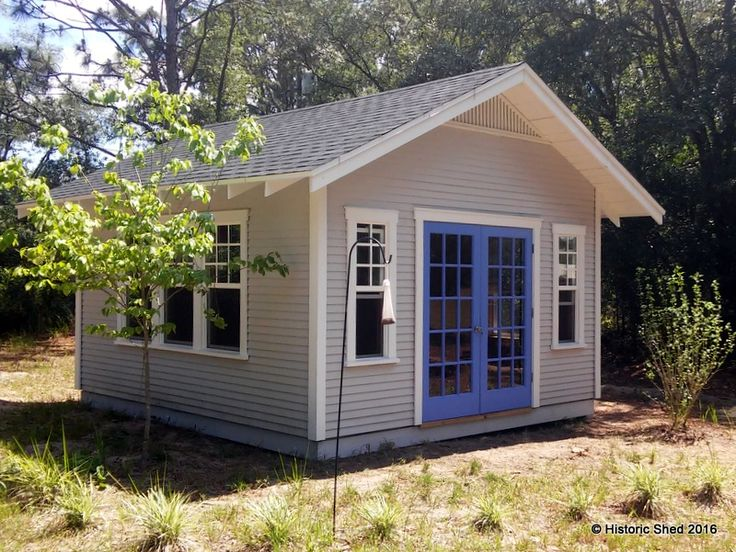 custom gable hipped mimo garden sheds in florida - Garden Sheds Florida