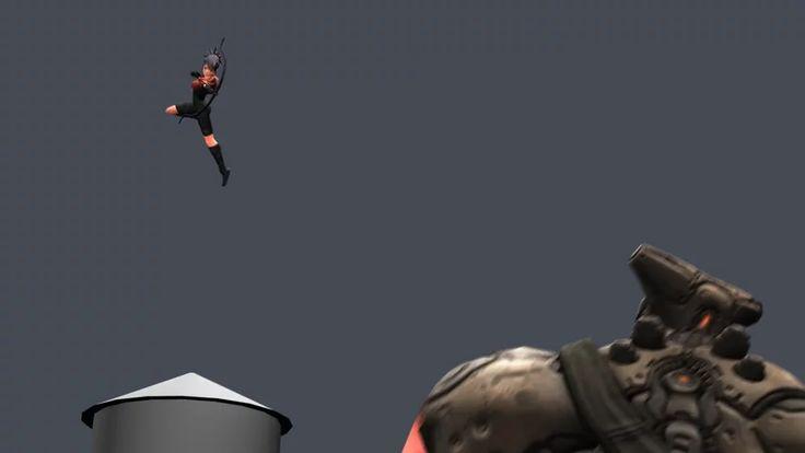 iAnimate GWS3 - Rooftop Battle on Vimeo