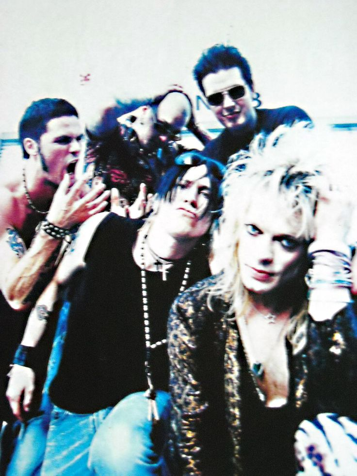 Center Of My Universe : Фото*Another picture from Michael Monroe & Hardcore Superstar *