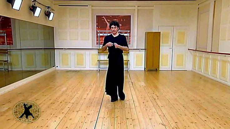 [HD] Simone di Pasquale | Lezione 4 | Primi passi di danza: Paso Doble