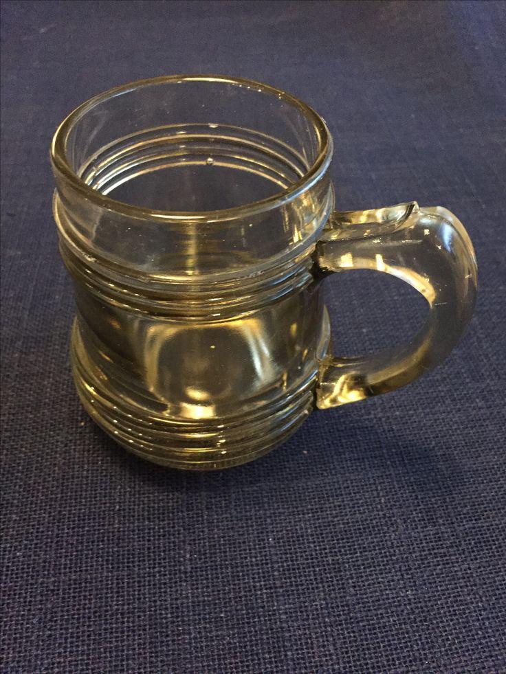 Sennepsglass fra Kosta!
