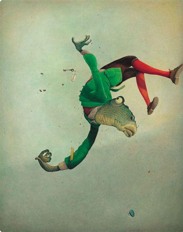 Alice in Wonderland by Rebecca Dautremer