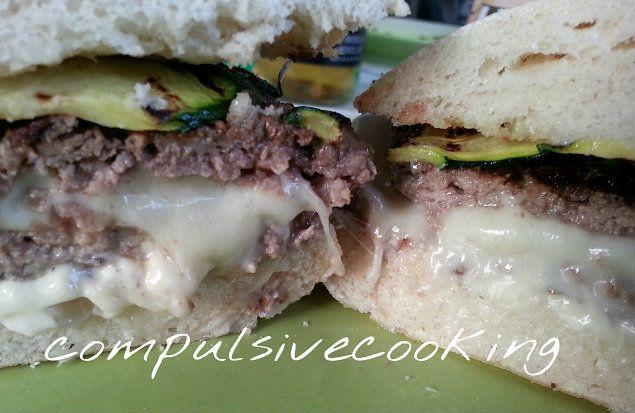 hamburger juicy lucy