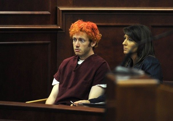 James Holmes: The importance of knowing the signs of mental illness and taking action.  Credit:  http://agoraphobichousewife.tumblr.com/post/60479306910/james-holmes-the-importance-of-knowing-the-signs-of