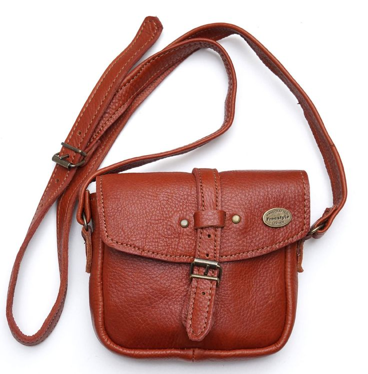 Freestyle Antoinette Chestnut Handmade Genuine Leather Handbag. R 599. Handcrafted in Cape Town, South Africa. Shop online http://www.thewhatnotshoes.co.za Free delivery within South Africa.