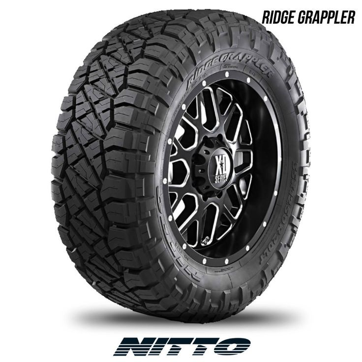 Nitto Ridge Grappler Sizes >> Nitto Ridge Grappler 285/70R17 116/113Q 285 70 17 2857017 ...