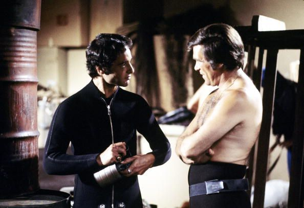 S.W.A.T -1975 - 'DEADLY TIDE', SAL MINEO, CHRISTOPHER GEORGE