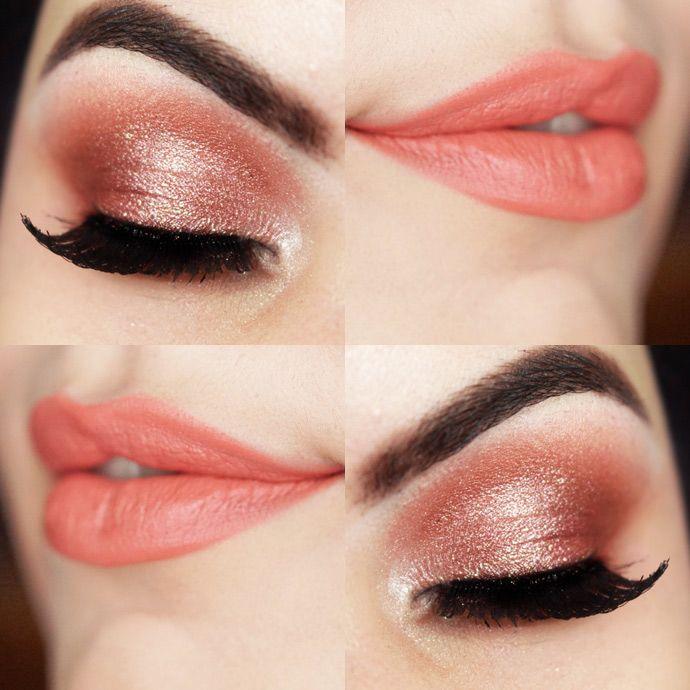 Lady Gaga Oscar 2016 Makeup Tutorial – Maquiagem para Iniciantes