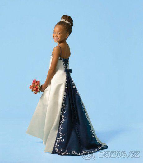 Luxusní družičkovské šaty Alfred Angelo - 1