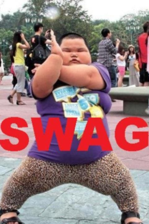 It's all about the swagger