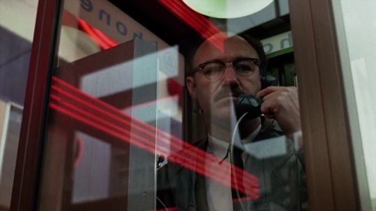 The Conversation (Francis Ford Coppola, 1974) Cinematography by Bill Butler and Haskell Wexler (uncredited)
