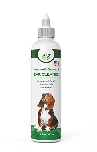 Best Dog Ear Cleaner - Removes Ear Wax and Odor - Great For Itchy Dog Ears - All Natural Dog Ear Wash- Soothing & Effective - Eco Friendly Plant Based Cleaning Solution *** You can find out more details at the link of the image.