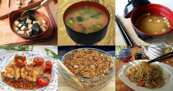 Сыр тофу: рецепты блюд с фото пошагово